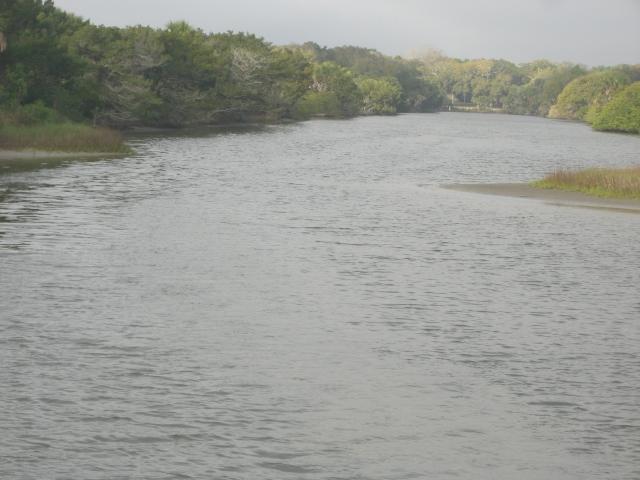 canal anchor spot