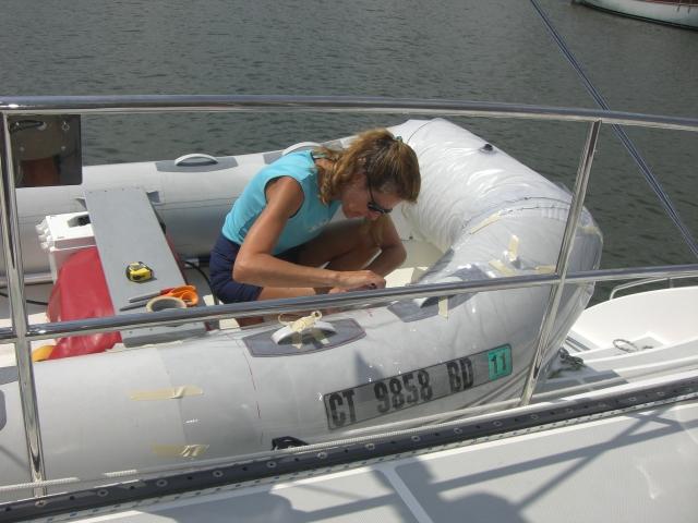 dinghy chap patterning