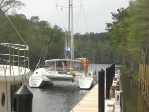 ortolan at Osprey marina