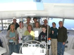 Group sendoff Oct 10 2010