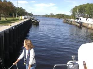 Great Bridge Lock OCt 2010