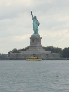 Lady Liberty, NY 10/12/10