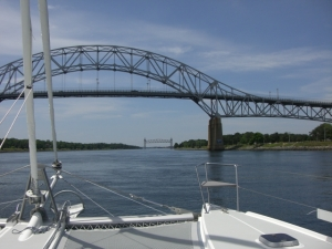 Cape Cod Canal 2010