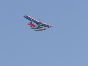 Ultra light sea plane