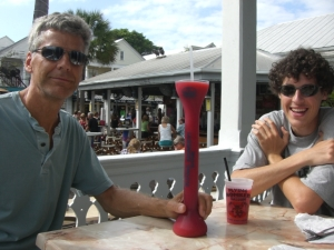 Russ, Benj Key west Jan 2011