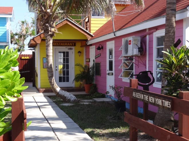 Enjoy the best conch salad in the Bahamas- now two locations to serve you!