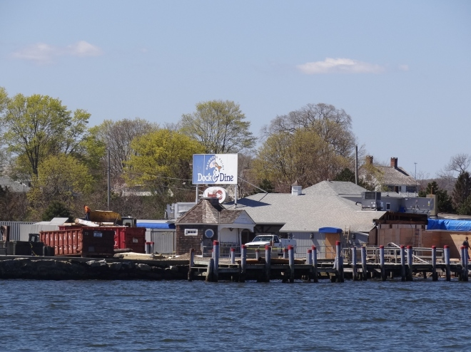 Dock and Dine readies for the season- hopefully.
