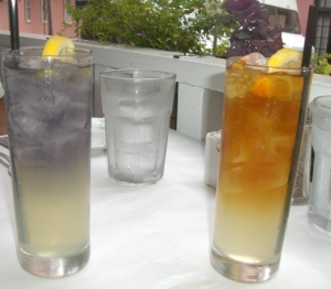 Lovely libations at Poogan's Porch