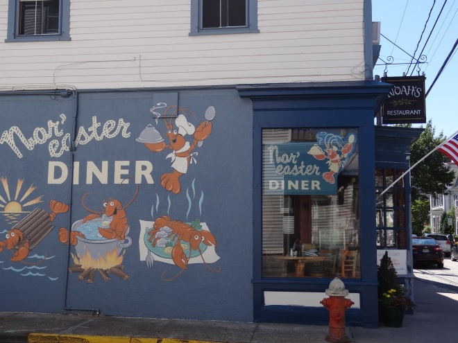 Is it Noah's or Nor'easter Diner?
