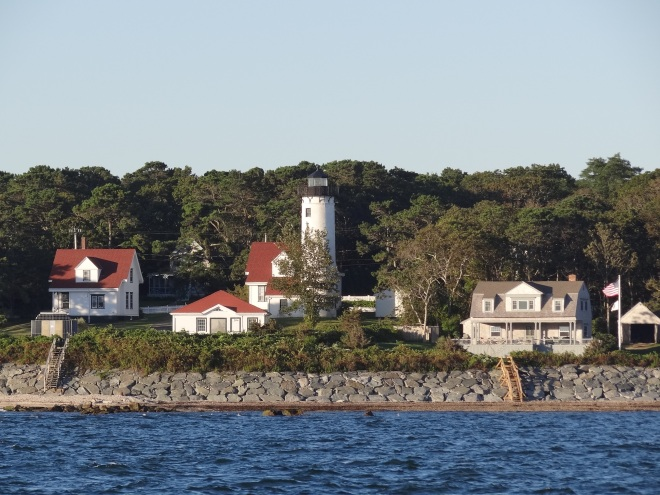 West Chop lighthouse at Vineyard Haven
