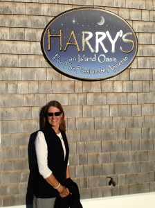 Celebrated my birthday two days early at Harry's of Mt Holly, VT fame