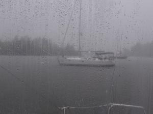 Rain, rain, all day