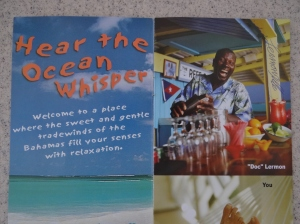 "The ""Doc"", Lermon Rolle stars in the P&P brochure"