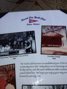 Photos from the early days of SCYC