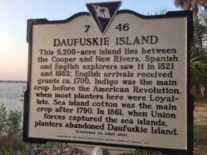 First, some island history