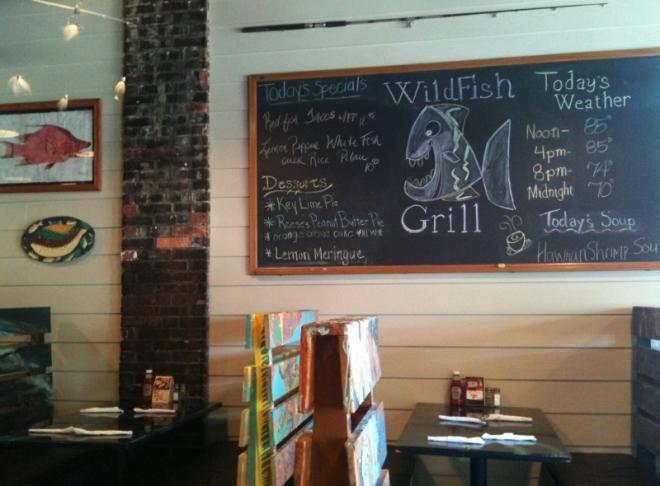 Wildfish Grill