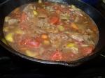 I am enjoying my cast iron pan
