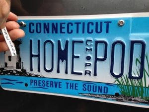New CT Long Island Sound license plate