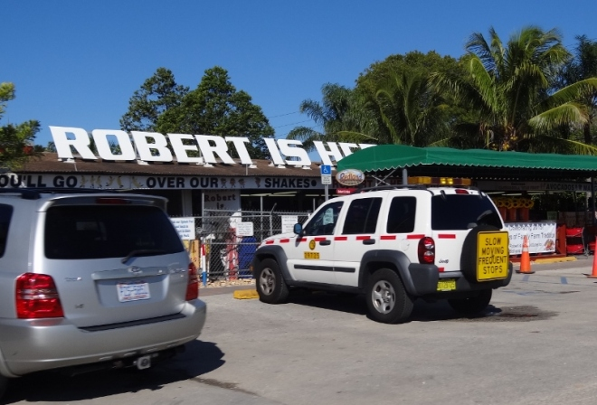 Since 1959, Robert is here