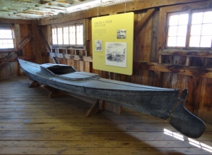 A precursor to the kayak? the WHYNYMS