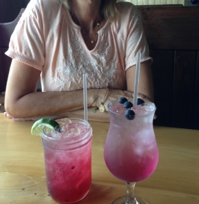 Lunch and restorative libations at Morse's Cribstone Grill