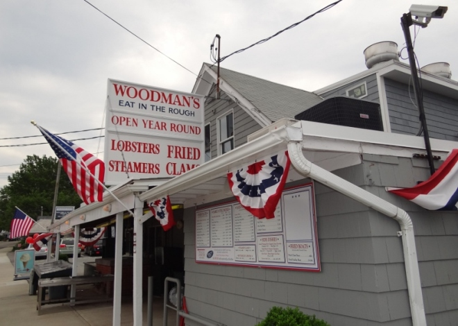 "101 yrs old- Woodman's is on the ""list"" of things to do b4 you die"