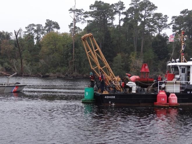 buoy work yay!