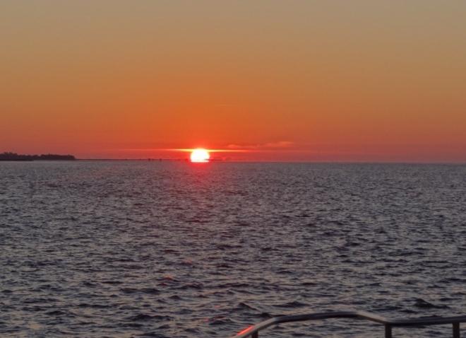 Ogeechdee Rvr sunrise