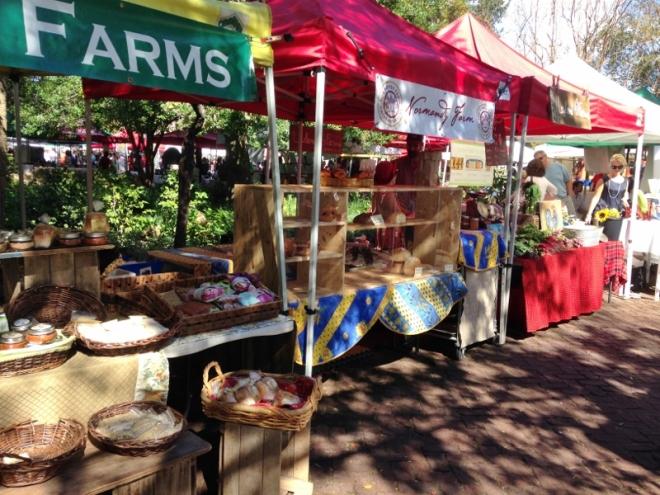 Farm Market Marion Square