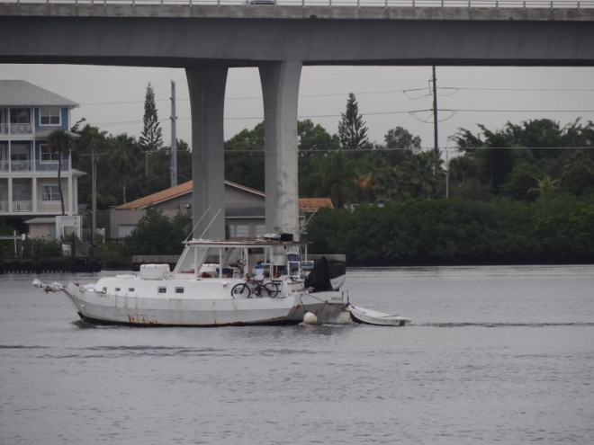 another interesting FL boat