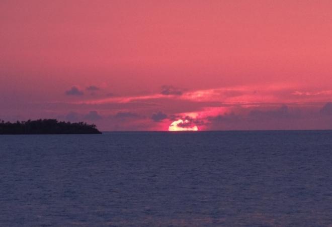 Rudder Cay