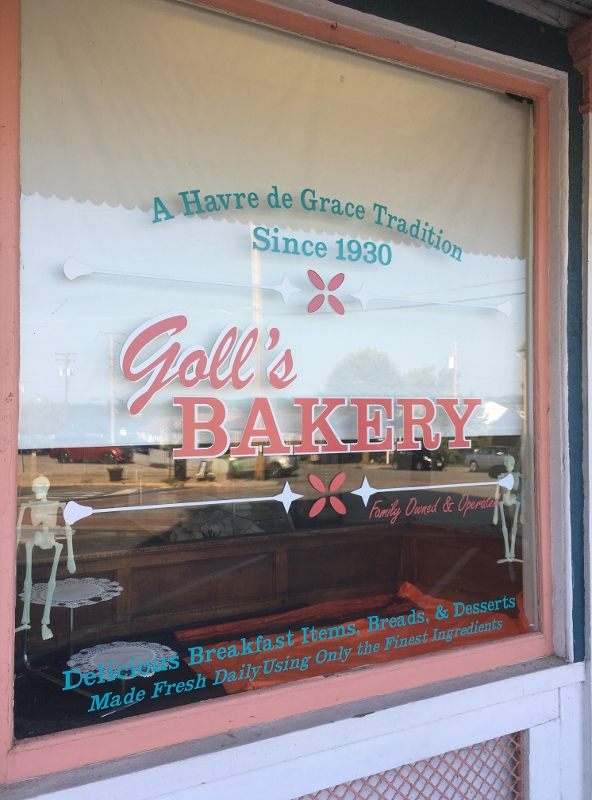 Excellent tradional bakery in Havre de Grace